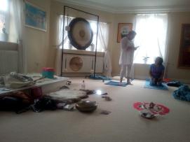 10. Sikhi Yoga class