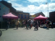 8. Saturday market in Southall
