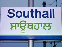 Pic.1_ Welcome to Southall, chota Panjab