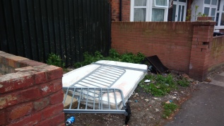 Pic.6_ Waste furniture illegally dumped in residential estates